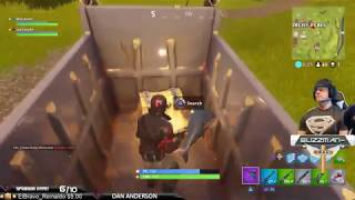 FORTNITE GRIND THROUGH MY TERRIBLE COLD!! | GET UP IN HERE!!