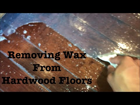 how-to-remove-wax-from-hardwood-floors