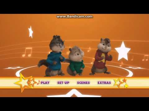 Alvin and the chipmunks 2 DVD Menu