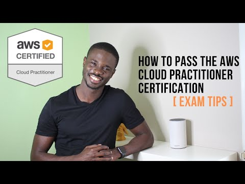 Download How To Pass The Aws Cloud Practitioner Exam What To Study