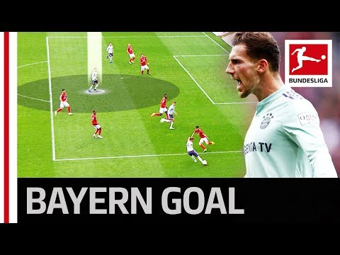 Alaba - Kimmich - Goretzka! Glorious Goal From Bayern's Tremendous Trio