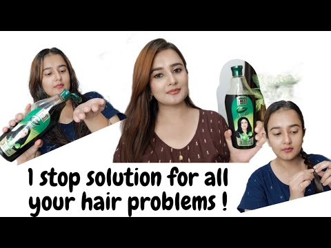 How to get healthy and long hair ? Dabur Amla hair oil / 1 stop solution for all your hair problems