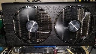 Sapphire RX 570 16GB Ethereum Grin Monero Hashrates