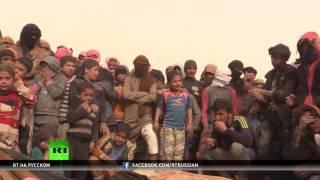 Oxfam  Сотни тысяч жителей Мосула оказались в осаде без еды и воды