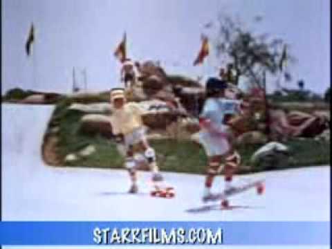 Makaha Space Skateboard Promo Film 1977 - YouTube