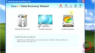 memasukan serial number easeus data recovery