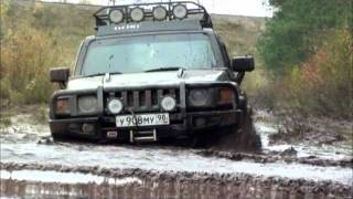 Hummer H3 MAX MUD Madness Russian part 2