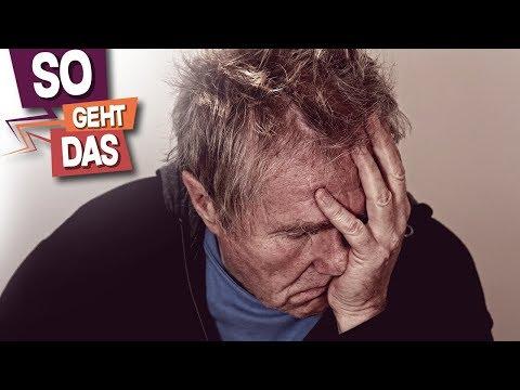 Was passiert bei einem Burnout?