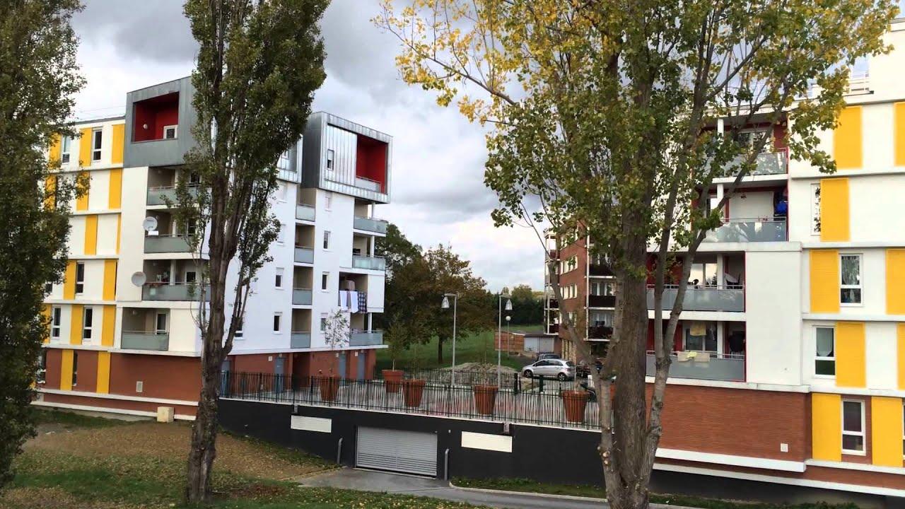 Nouveaux immeubles rue de Corse cité Balagnyà Aulnay sous Bois YouTube # Déchetterie Aulnay Sous Bois