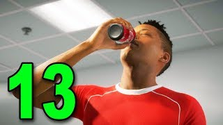 FIFA 18 The Journey 2 - Part 13 - Awkward Coke Commercial