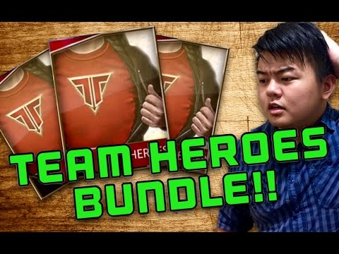 8 TEAM HEROES PACK OPENING!! FIFA MOBILE IOS / ANDROID