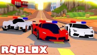NOUVEAU POLICE CARS EN ROBLOX! (Roblox Jailbreak)