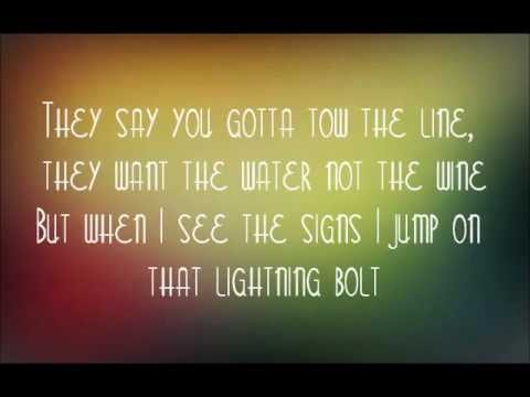 Lightening Bolt - Jake Bugg - Lyrics