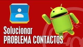 📱Solucionar problema contactos en Android tras actualizar en BQ- SAMSUNG- LG- XIAOMI- ASUS- MEIZU