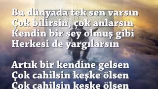 Selim Işık ft. Hidayet Can Özcan - Çok Cahilsin Keşke Ölsen (Lirik ) Resimi