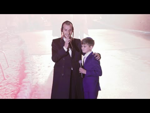 """A Million Dreams"" Performed by Shulem Lemmer and Dovid Hill - Chai Lifeline's 2018 Annual Gala"