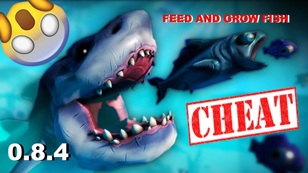 feed and grow fish game cheats