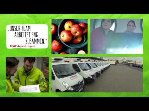 Arbeiten bei REWE: Aktuelle Jobs im Lieferservice