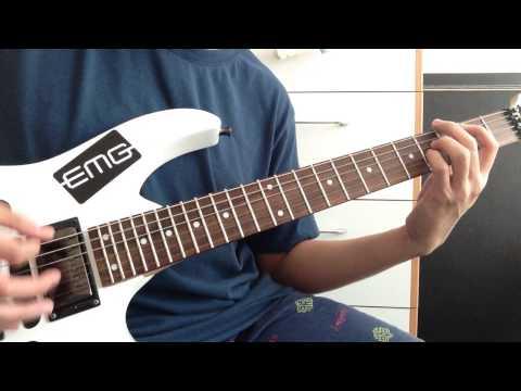 miwa-441 Guitar Cover