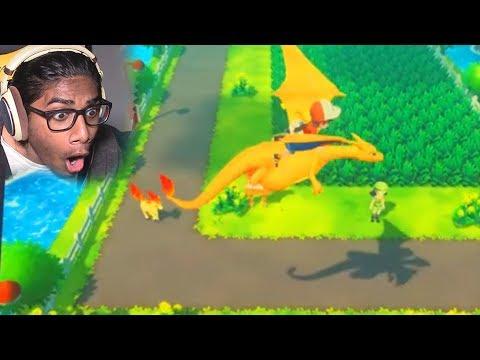 Pokémon Let's GO Pikachu & Eevee Reveal Trailer (May 29, 2018)