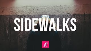 The Weeknd x Kendrick Lamar - Sidewalks 🌊 Type Beat