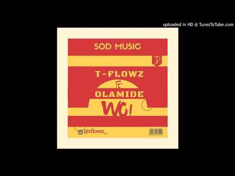 Tflowz x Olamide - Wo (cover)