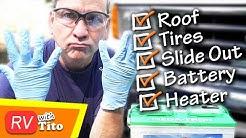 7 DIY Maintenance Tips for RV Newbies