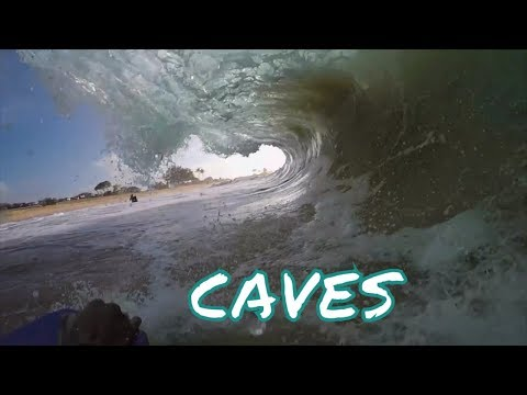 untamable-shorebreak-|-wave-caves-|-if-in-doubt-don't-go-out!