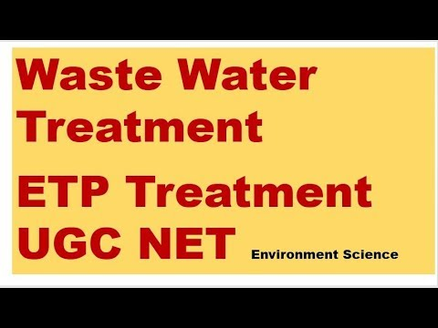 WASTE WATER TREATMENT PLANT (ETP)
