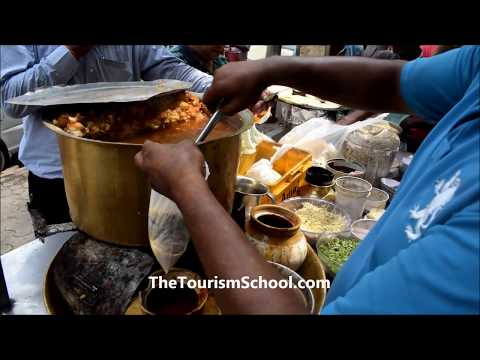 Delhi's India's Best Chole Kulche Best Street Food Must Try in India by The Tourism School