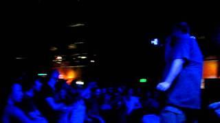 Aesop Rock- Big Bang- Live