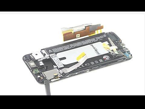 HTC One M9 SIM/SD Card Flex Repair Guide