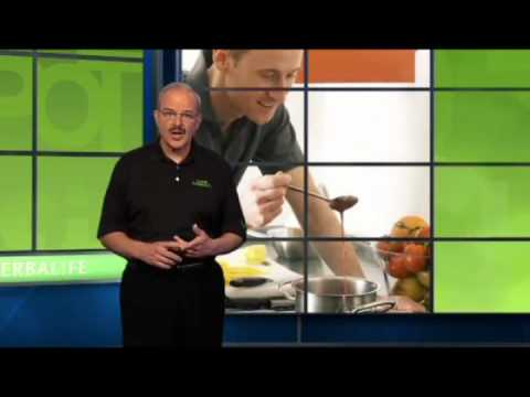 How to use herbalife's lean protein estimator - YouTube