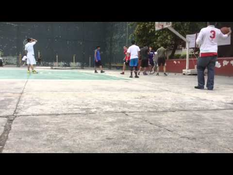 Basketball in Mexico City