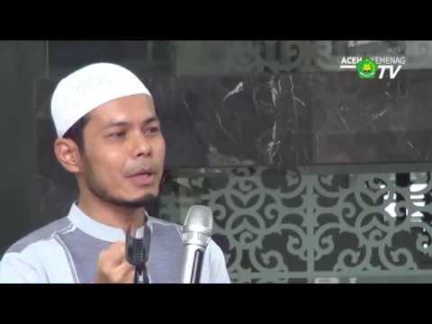 Ceramah Ust. Masrul Aidi pada Maulid 1438H di Kanwil Kemenag Aceh