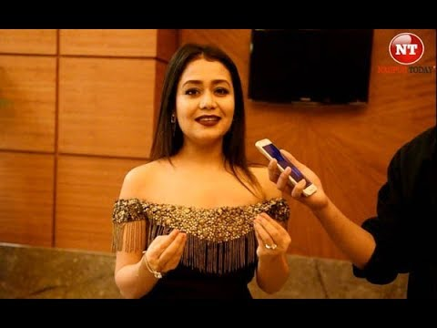 Singer Neha Kakkar interview with Farhan Kazi   Nagpur Today