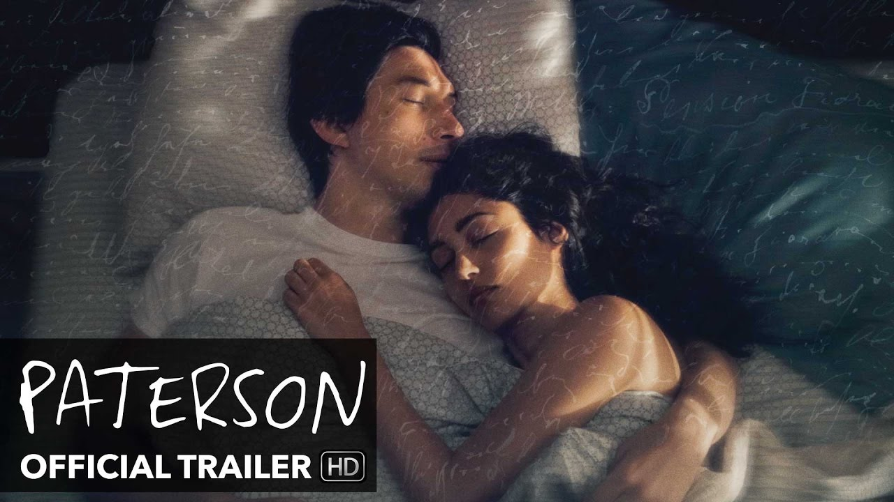 PATERSON Trailer [HD] Mongrel Media - YouTube