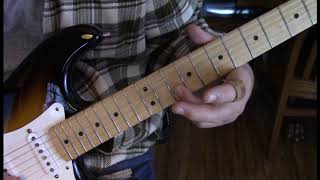 Next Time You See Her ~  Eric Clapton Lesson