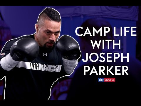 The man to beat Anthony Joshua?! | In Camp with Joseph Parker | Sky Sports Boxing