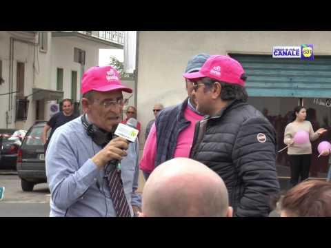 SPECIALE Video M Italia: PASSAGGIO DEL 100/0 GIRO D'ITALIA DA CEGLIE MESSAPICA