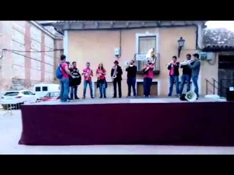 Toros en Plaza - Charangas en Medina de Rioseco - Tropycana Duendes Cucu Band y Coritos