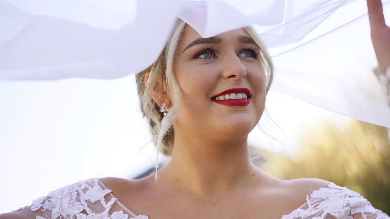 Intimate Backyard Wedding Filled With Emotion