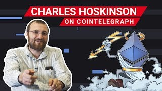Ethereum Co-Founder & Bitcoin Professional Charles Hoskinson at Cointelegraph channel