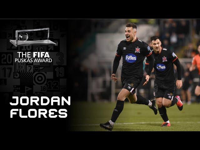 Jordan Flores Goal | FIFA Puskas Award 2020 Nominee