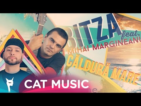Bitza feat. Mihai Margineanu - Caldura mare (Lyric Video)