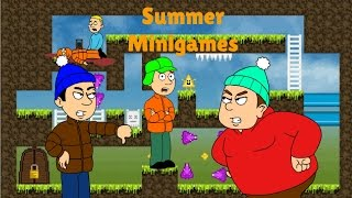 South Park in Roblox Season 2 Episode 9: Summer Minigames