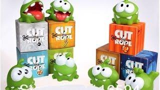 Toy figeres Om Nom - Cut The Rope: покалічена посилка від пошти росії