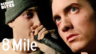 Eminem | Every Rap Battle | 8 Mile | SceneScreen