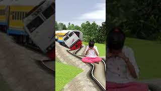 Funny train vfx | Viral magic video | Kinemaster editing | By Ayan mechanic