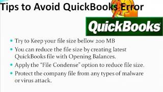 Step by Step Guide to Fix QuickBooks File Errors- Solved!